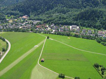 Landeplatz Weitwiese